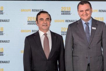Mohamed Bachiri, DG de l'usine Renault Somaca, nommé aux «President Awards»