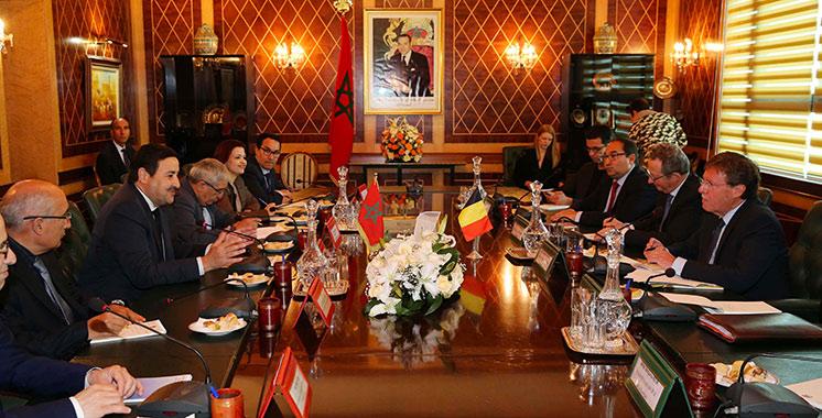 Plusieurs entreprises belges souhaitent investir au Maroc