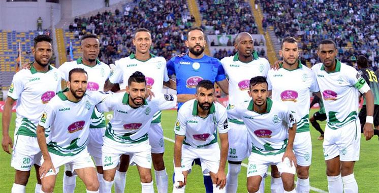 Le Raja de Casablanca et l'AS Vita Club de la RD Congo font match nul blanc