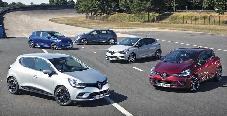 Renault : Hausse de 4,8% des immatriculations mondiales
