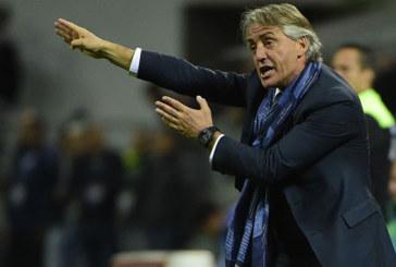 Mancini nouveau sélectionneur d'Italie