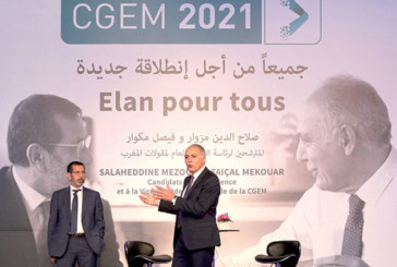 Salaheddine Mezouar dévoile son «élan pour tous»