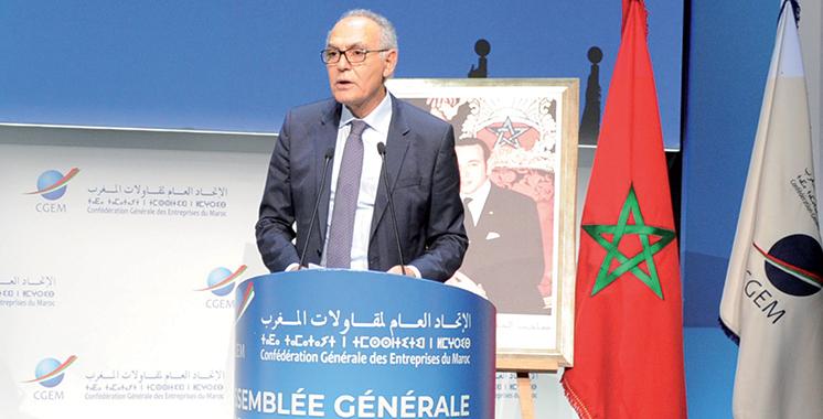 Dialogue social, formation continue, compétitivité des territoires… Ce qui attend Salaheddine Mezouar
