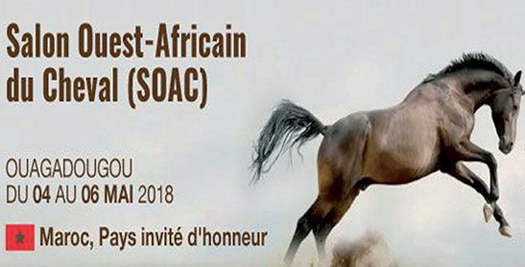 Le Maroc invité d'honneur du Salon ouest-africain du cheval à Ouagadougou