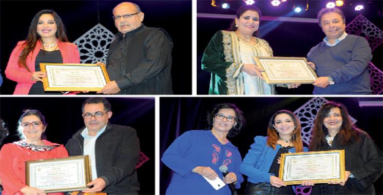 Le festival de la parole sage est marqué  par l'interprétation de chants du Malhoun : Sidi Abderrahmane El Majdoub  dans tous ses états