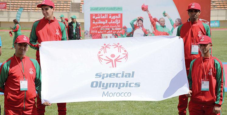 Special Olympics : 1.450 jeunes athlètes réunis à Ifrane