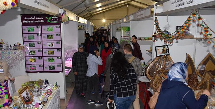 Tanger : Plus de 65 exposants au Salon régional de l'économie sociale et solidaire