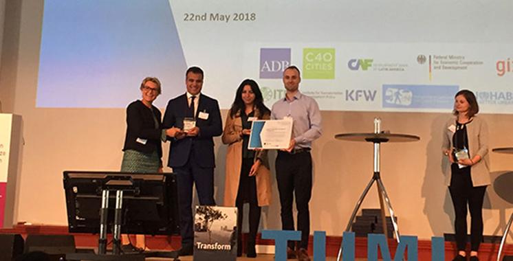Un projet marocain de mobilité durable primé en Allemagne