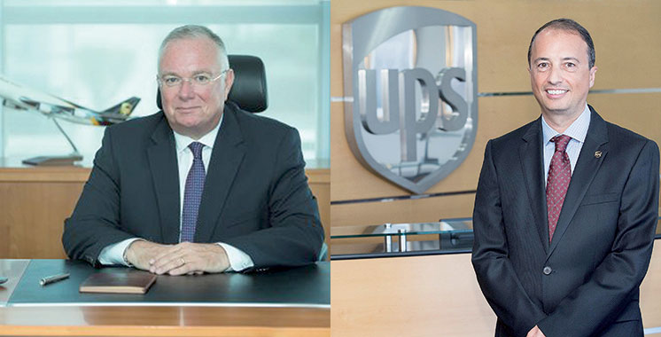 Deux nouvelles nominations globale et régionale chez UPS