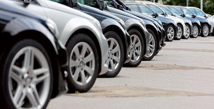 Les ventes des voitures neuves en baisse de 61,1%