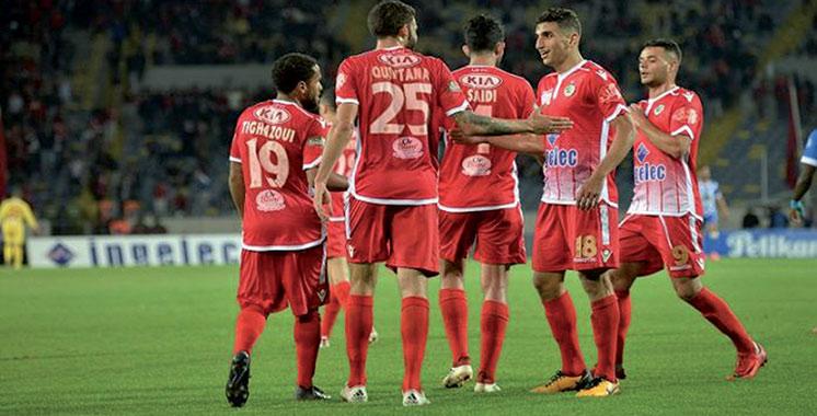 Ligue des Champions de la CAF : Débuts encourageants pour  le WAC et le DHJ