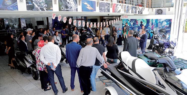 Yamaha inaugure une  nouvelle agence le 1er juillet  à Marrakech