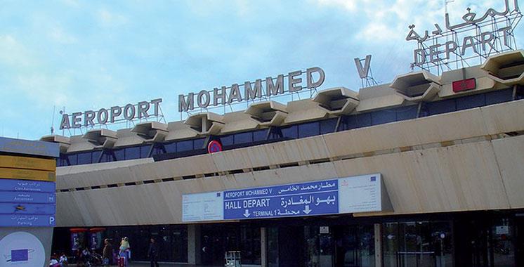 Avec un investissement total estimé à 1.585 MDH : Le Terminal 1 de l'aéroport Mohammed V bientôt opérationnel