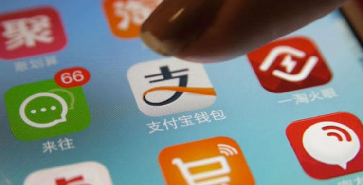 Chine : Les dépenses pour les applications mobiles doubleraient d'ici 2022