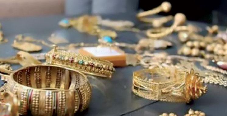Meknès : Une collégienne subtilise les bijoux en or de sa grand-mère
