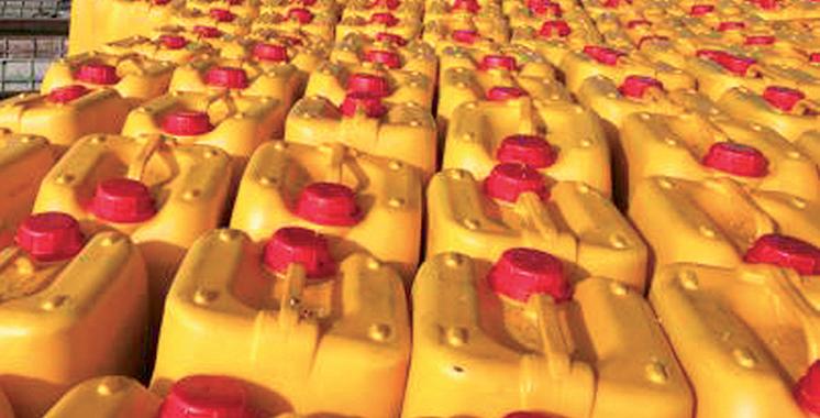 Saisie de 14 tonnes de carburant de contrebande à Tiznit
