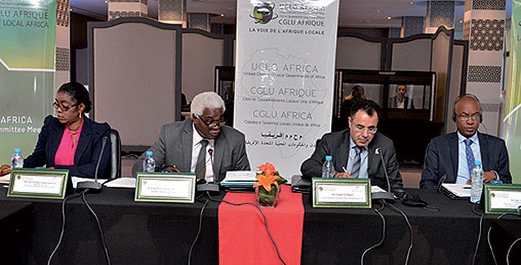 Le sommet Africités 8 se tient en novembre à Marrakech : Les élus locaux à la recherche de nouveaux mécanismes de financement
