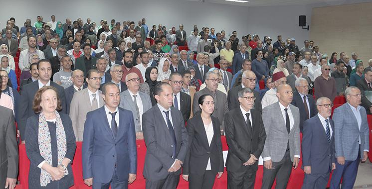 Préfecture de l'arrondissement de Hay Hassani : 816 projets INDH d'un investissement de plus de 301 MDH  réalisés de 2005 à 2017