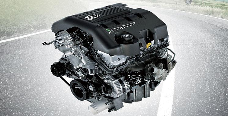 EcoBoost fait son entrée au Maroc : Il est le moteur le plus avancé de l'histoire de Ford