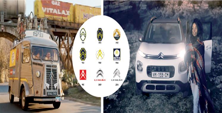 La nouvelle campagne de Citroën dévoilée