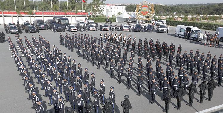 Police : 62 ans au service du citoyen  et de la patrie