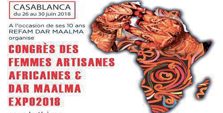 Les femmes artisanes en conclave à Casablanca