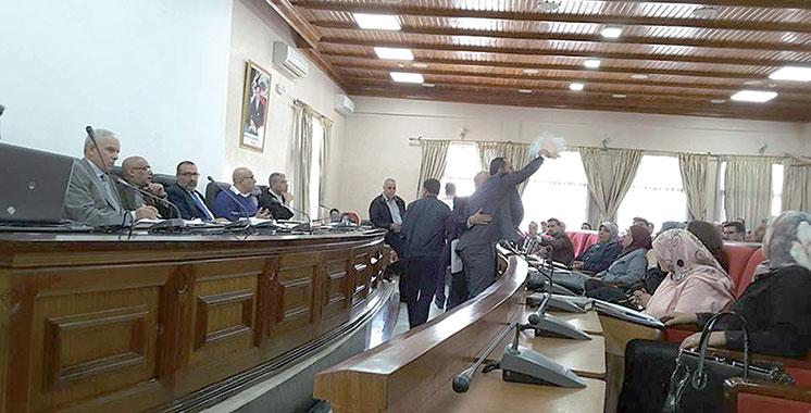 Conseil communal de Tanger : L'opposition boycotte la 2ème séance  de la session ordinaire
