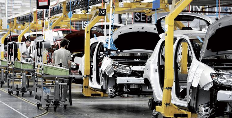 Industrie automobile : Le Maroc dame le pion  à l'Afrique du Sud