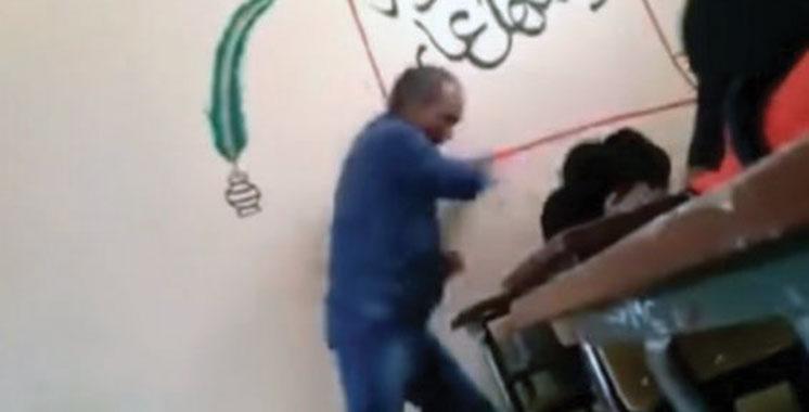 Violences contre une élève à Khouribga : Le professeur suspendu de ses fonctions
