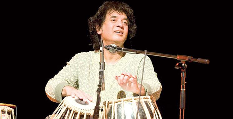 Festival Gnaoua et musiques du monde : Le légendaire percussionniste indien Zakir se produira à Essaouira