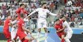 La Tunisie cède devant l'Angleterre dans les arrêts de jeu