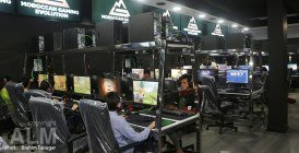 Gamers : un espace géant à Casablanca