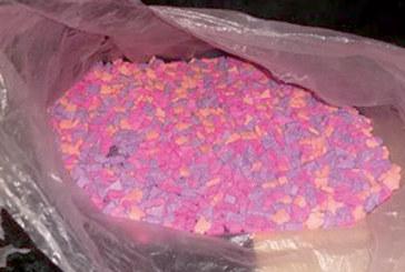 Casablanca : Arrestation de 2 trafiquants de drogue en possession de 2.000 ecstasy
