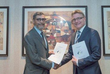 CFC et Frankfurt Main Finance E.V s'engagent dans une coopération  à long terme