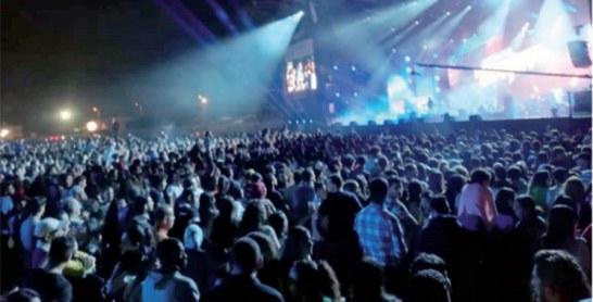 «Mawazine, Le before» : Un show gratuit haut en couleur