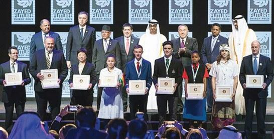 Développement durable : Le Prix Zayed Sustainability intègre l'Afrique aussi