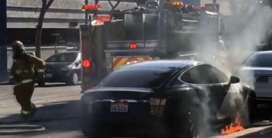 Nouveau mauvais coup médiatique pour Tesla