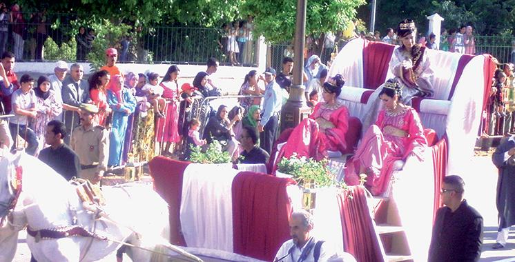 Le 98ème Festival des cerises de Sefrou du 28 juin au 1er juillet