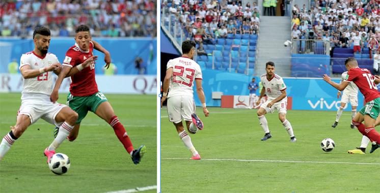 Après une première défaite inattendue contre l'Iran : Le Maroc ne perd pas espoir