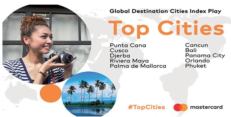 Selon Mastercard : Classement des villes les plus attrayantes