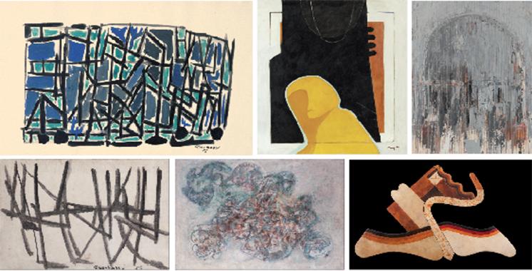 Vente aux enchères à Casablanca : 30 œuvres inédites à l'honneur
