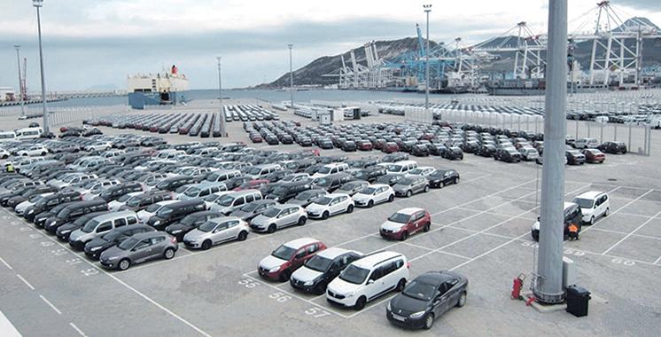 Automobile : Plus de 24 milliards de dirhams générés à l'export
