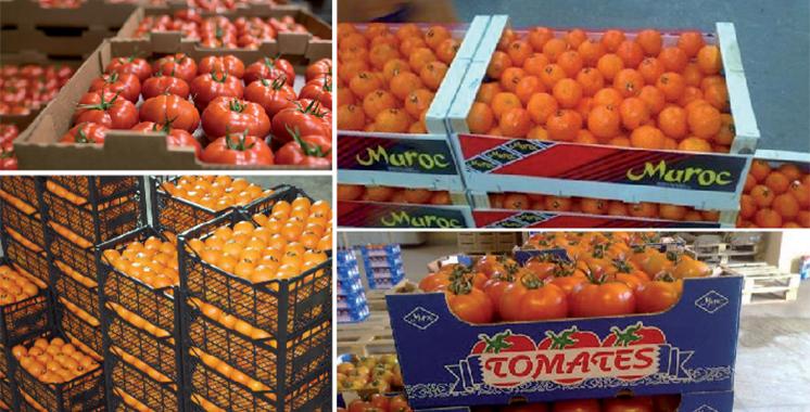 Accord agricole :  Les produits du Sahara inclus