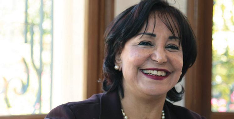 Aicha Laasri Amrani remporte  la présidence de l'Afem