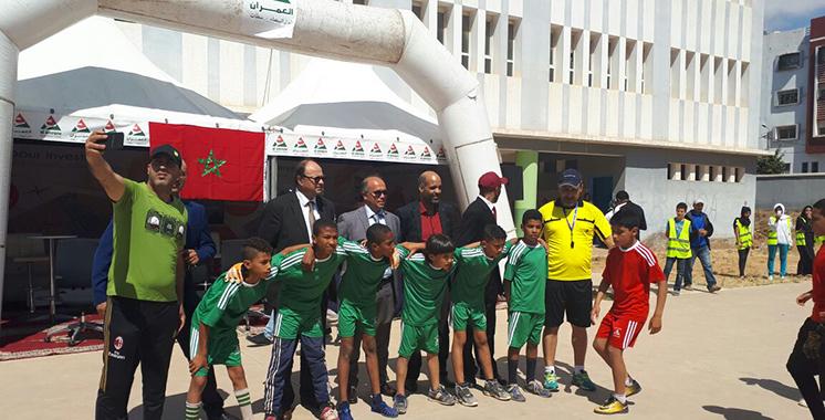 Al Omrane poursuit son action sociale dans les quartiers
