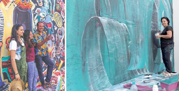 Asilah : La médina renoue avec les couleurs de son moussem