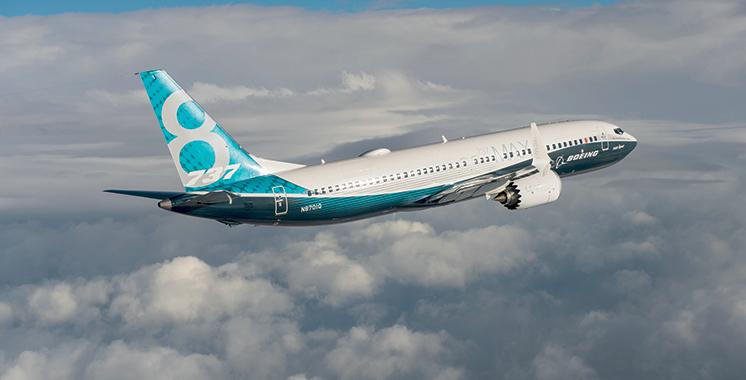 Boeing présente ses avions de dernière génération