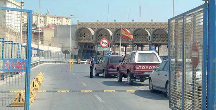 Bab Sebta : Une tentative de sortie illégale de devises déjouée