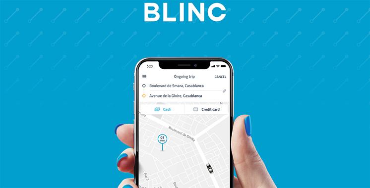 Blinc : Le nouveau service de VTC en ligne «made in Morocco» !