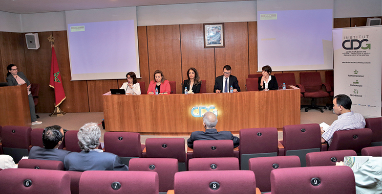 Le débat est initié par la CDG et la CDC : Pour une gouvernance efficace au service des territoires